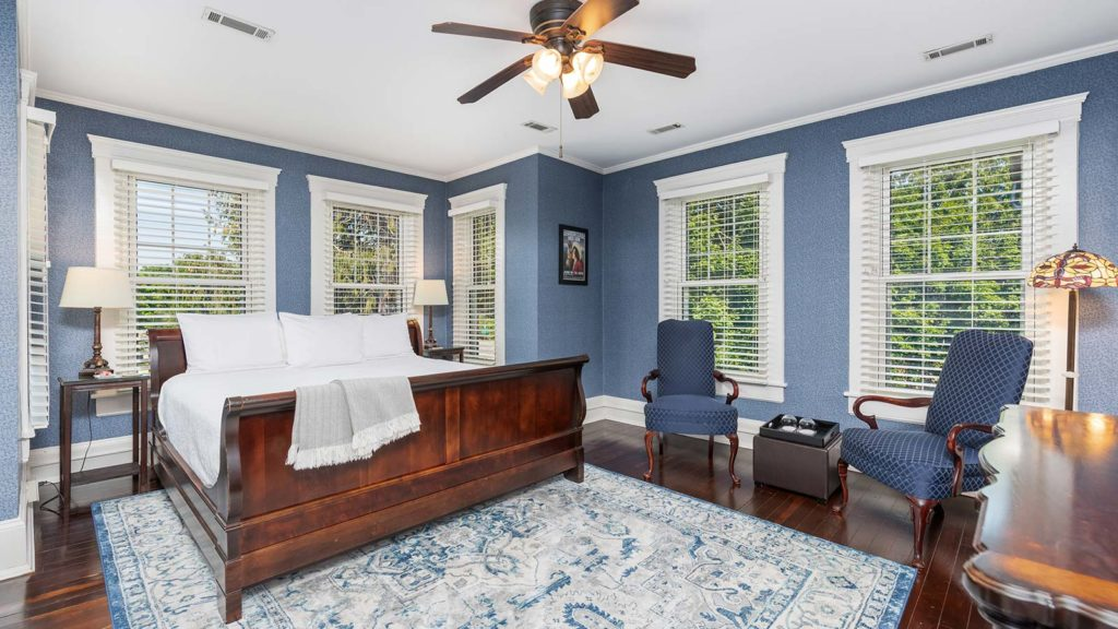 The beautiful guest rooms of our Shenandoah Valley Bed and Breakfast Make for the best Couple's getaway in VA