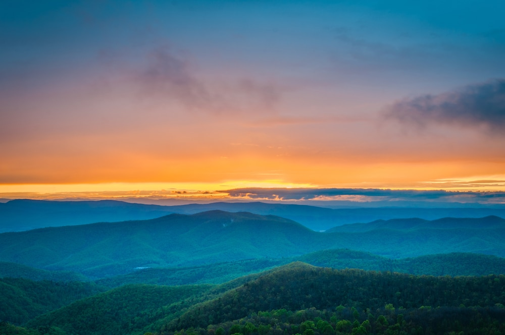 Stunning Beauty of the Shenandoah Valley Makes our Inn the perfect couple's getaway in VA