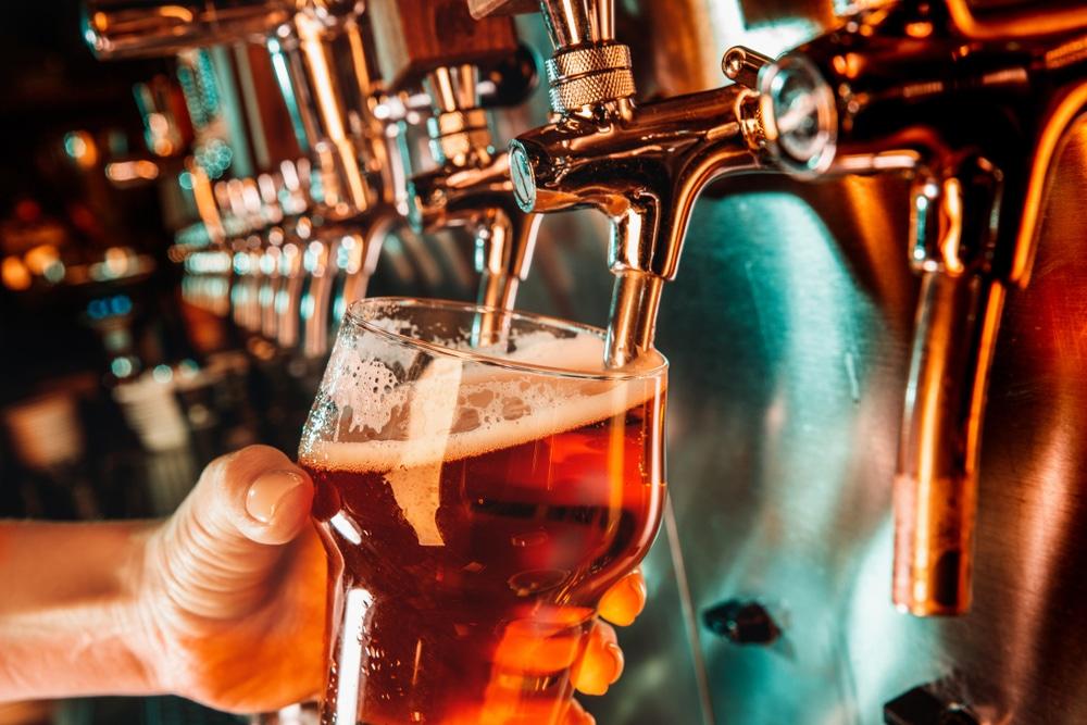 Beer tasting at these local Breweries near Staunton VA