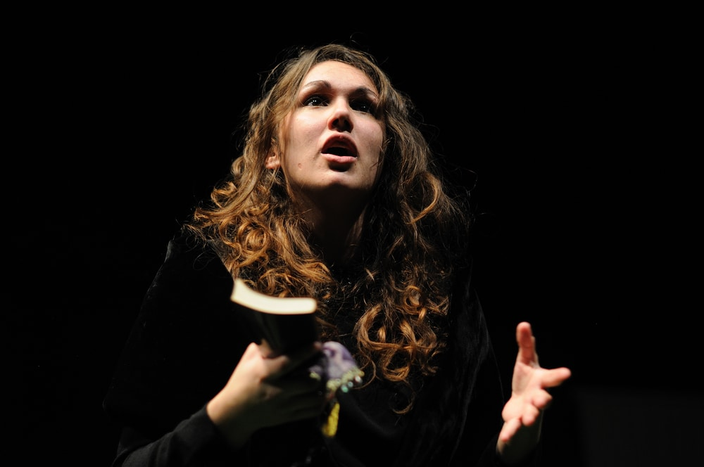 This Fall, take in a wonderful performance at the American Shakespear Center Blackfriars Playhouse